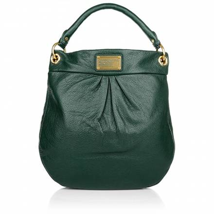 Marc By Marc Jacobs Marc By Marc Jacobs Hillier Hobo Dark Forest Green Handtaschen