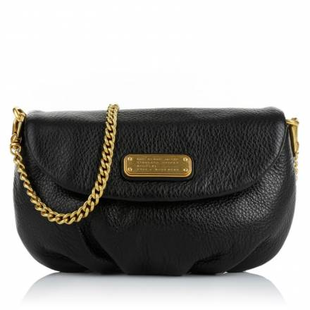 Marc By Marc Jacobs Marc By Marc Jacobs New Q Karlie Black Handtaschen