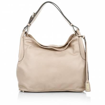 Abro Abro Sondrio Nappa Leather Hobo Bag Skin Handtaschen
