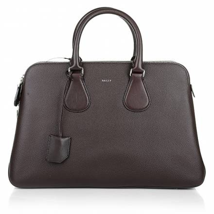 Bally Bally Berkeley Embossed Cherry Handtaschen
