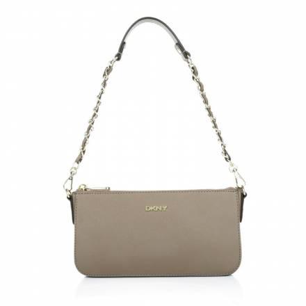 Dkny Dkny Bryant Park Saffiano Crossbody Bag Desert Handtaschen