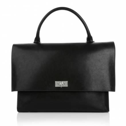 Givenchy Givenchy Shark Satchel Black Handtaschen