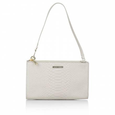 Boss Boss Sania-p Vanity Bag Open Grey Handtaschen