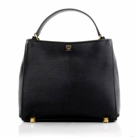 Mcm Mcm Corina Shoulder Small Black Handtaschen