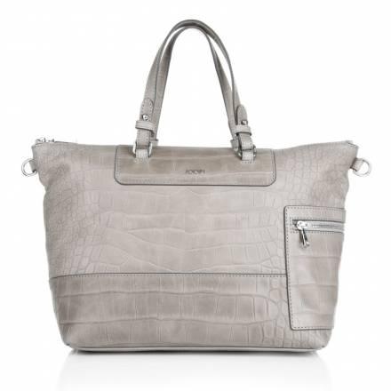 Joop  Joop! Damia Shopper Small Croco Soft Taupe Handtaschen