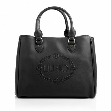 Liu Jo Liu Jo Boston Bag Black Handtaschen