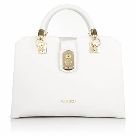 Liu Jo Liu Jo Shopping Bag Saffiano True Champagn Handtaschen