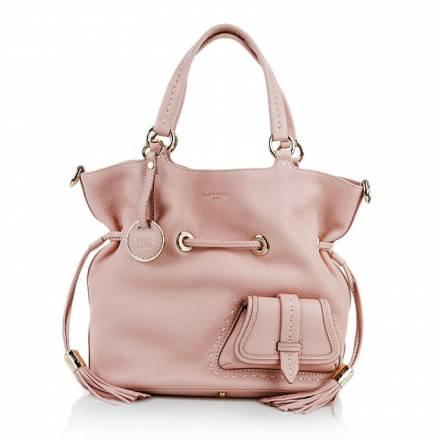 Lancel Lancel Premier Flirt Bucket Bag Pink Dragee Handtaschen