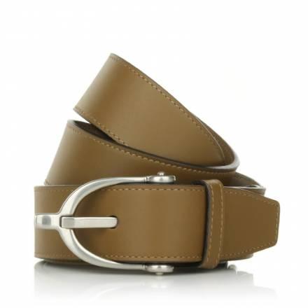 Gucci Gucci Horsebit Belt Brown 110 Accessoires
