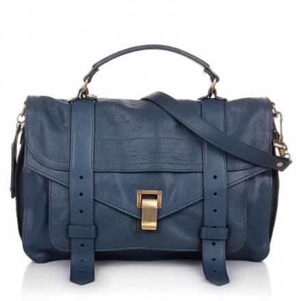 Proenza Schouler Proenza Schouler Ps1 Medium Lux Midnight Handtaschen