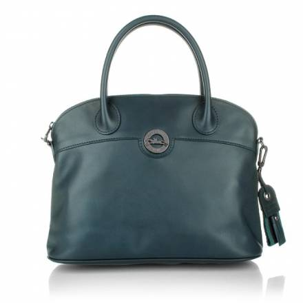 Longchamp Longchamp Au Sultan Bleu Ceder Handtaschen