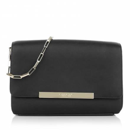 Lancel Lancel Shoulder Bag Varenne De Lancel Black Handtaschen