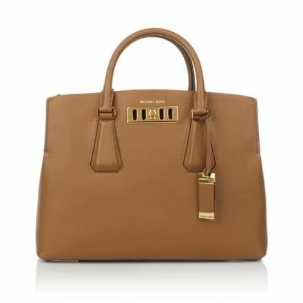 Michael Kors Michael Kors  Vivian Lg Satchel Luggage Handtaschen