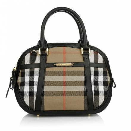 Burberry Burberry Bridle House Sartorial S Orchard Bowling Black Handtaschen