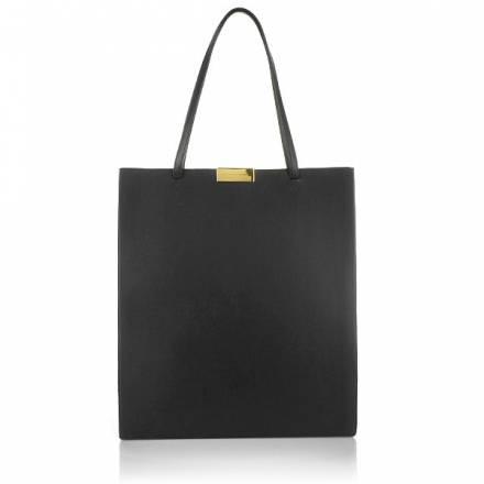 Stella Mccartney Stella Mccartney Beckett Tote Black Handtaschen