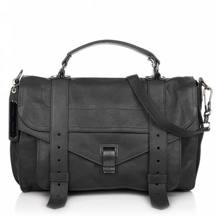Proenza Schouler Ps1 Medium Lux Black
