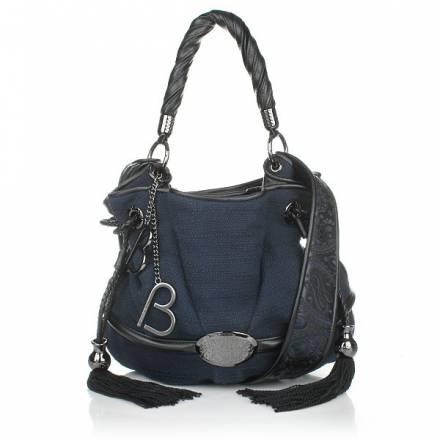 Lancel Le Brigitte Bardot Bag Night Blue
