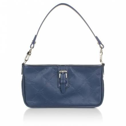 Longchamp Longchamp Lm Cuir Clutch Marine Handtaschen