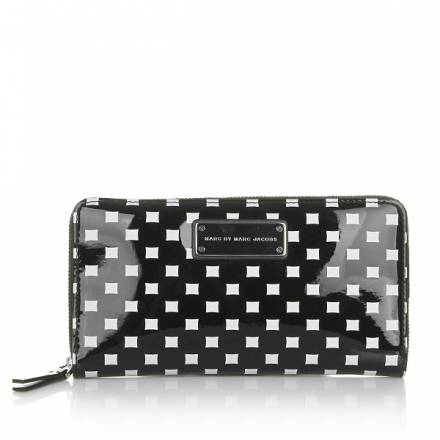 Marc By Marc Jacobs Wallet Multi Pvc Black