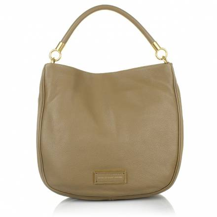 Marc By Marc Jacobs Too Hot To Handle Hobo Praline