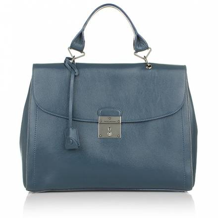 Marc Jacobs The 1984 Antique Nickel Nautical Blue