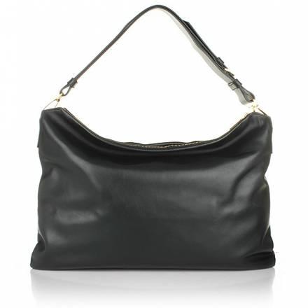 Miu Miu Miu Miu Sacca Soft Calf Nero Handtaschen