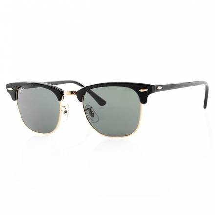 Ray ban Rb3016 49 W0365 Clubmaster